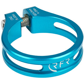 Cube RFR Ultralight Saddle Clamp 34,9mm, blue